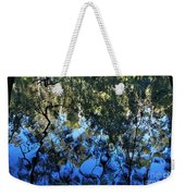 Ripples And Reflections Weekender Tote Bag