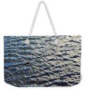 Ripples On Big Water Weekender Tote Bag