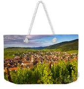 Riquewihr Alsace Weekender Tote Bag