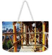 Rising Loisaida Weekender Tote Bag