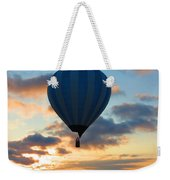 Rising With The Sun. Oshkosh 2012. Weekender Tote Bag