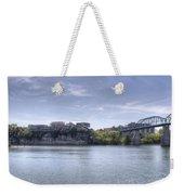 River Bluff Weekender Tote Bag