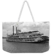 River Boat Queen Weekender Tote Bag