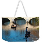 River Cam Traffic Weekender Tote Bag