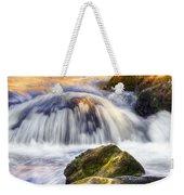 River Flows 03 Weekender Tote Bag