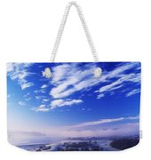 River Foyle, Co Derry, Northern Ireland Weekender Tote Bag
