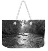 River Gaze Weekender Tote Bag