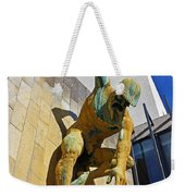 River God Tyne Sculpture IIi Weekender Tote Bag
