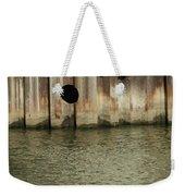 River In The City 1 Weekender Tote Bag