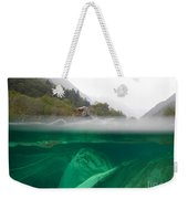 River Weekender Tote Bag