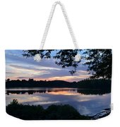River Of Tranquility Weekender Tote Bag