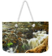 River Rapids Weekender Tote Bag by Elena Elisseeva