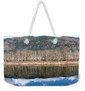 River Reflections Weekender Tote Bag