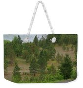 River Road Weekender Tote Bag