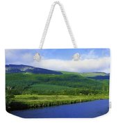 River Roe, Binevenagh, Co Derry Weekender Tote Bag