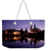 River Shannon, Athlone, County Weekender Tote Bag