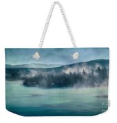 River Song Weekender Tote Bag by Priska Wettstein