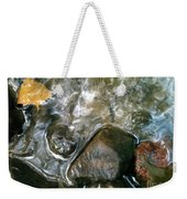 River Swirls Weekender Tote Bag
