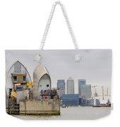 River Thames Landscape Weekender Tote Bag