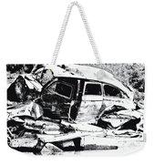 River Wreck Ver3 Weekender Tote Bag