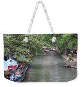 Riverwalk San Antonio Weekender Tote Bag