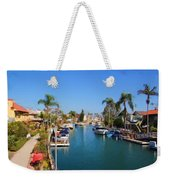 Rivo Alto Canal Weekender Tote Bag