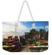 Road Side Stand Weekender Tote Bag