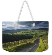 Road Through Glenelly Valley, County Weekender Tote Bag