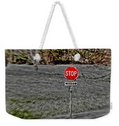 Road To Perdition 2 Weekender Tote Bag