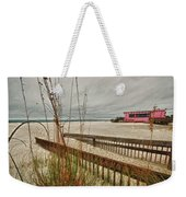 Road To Pink Pony Weekender Tote Bag