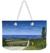 Road To The Valley Weekender Tote Bag