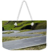 Road With Curves Weekender Tote Bag by Mats Silvan