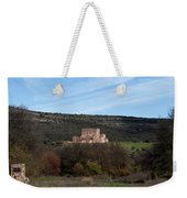 Roadside Castle Weekender Tote Bag