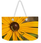 Roadside Daisy And Inch Worms Weekender Tote Bag