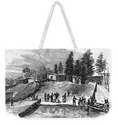Roanoke: Colony, C1587 Weekender Tote Bag