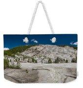 Roaring Mountain Panorama Weekender Tote Bag
