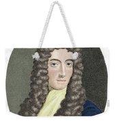 Robert Boyle, British Chemist Weekender Tote Bag