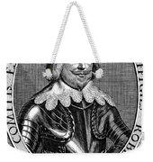 Robert Devereux (1591-1646) Weekender Tote Bag