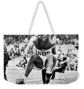 Roberto Carmona (1943- ) Weekender Tote Bag