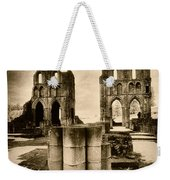 Roche Abbey Weekender Tote Bag