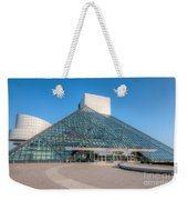 Rock And Roll Hall Of Fame II Weekender Tote Bag