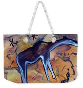 Rock Art No 2 Beast And Adder Weekender Tote Bag