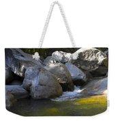 Rock Creek Weekender Tote Bag