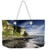 Rock Formations At The Coast Weekender Tote Bag