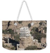 Rock Palace Weekender Tote Bag