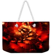 Rock Rose Weekender Tote Bag