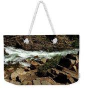 Rock Rush Glen Alpine Creek Weekender Tote Bag