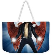 Rock Star Weekender Tote Bag