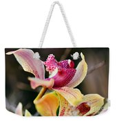 Rocking Chair Orchid Weekender Tote Bag