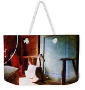 Rocking Horse In Attic Weekender Tote Bag